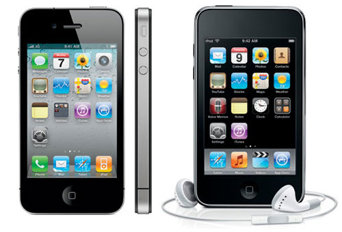 iPhone 4 and ipod - Multi:Gestures Firmware